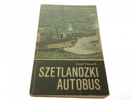 SZETLANDZKI AUTOBUS - DAVID HOWARTH