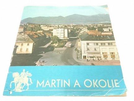 MARTIN A OKOLIE