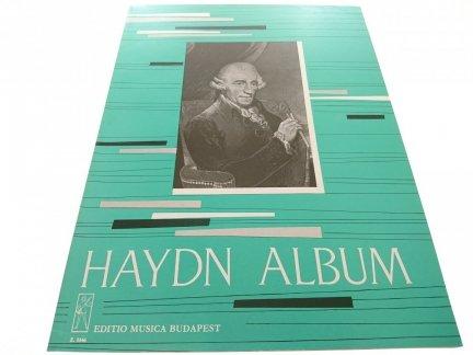 HAYDN ALBUM. ZONGORARA - FUR KLAVIER