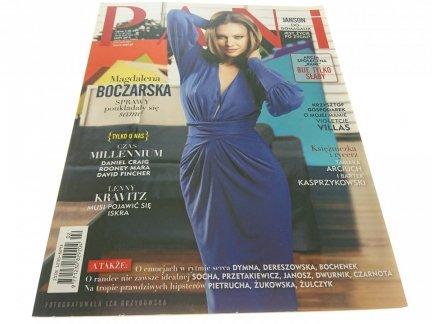PANI NR 02 (257) ROK XXIII LUTY 2012 M. BOCZARSKA