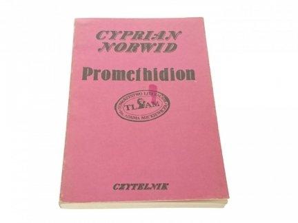 PROMETHIDION - Cyprian Norwid