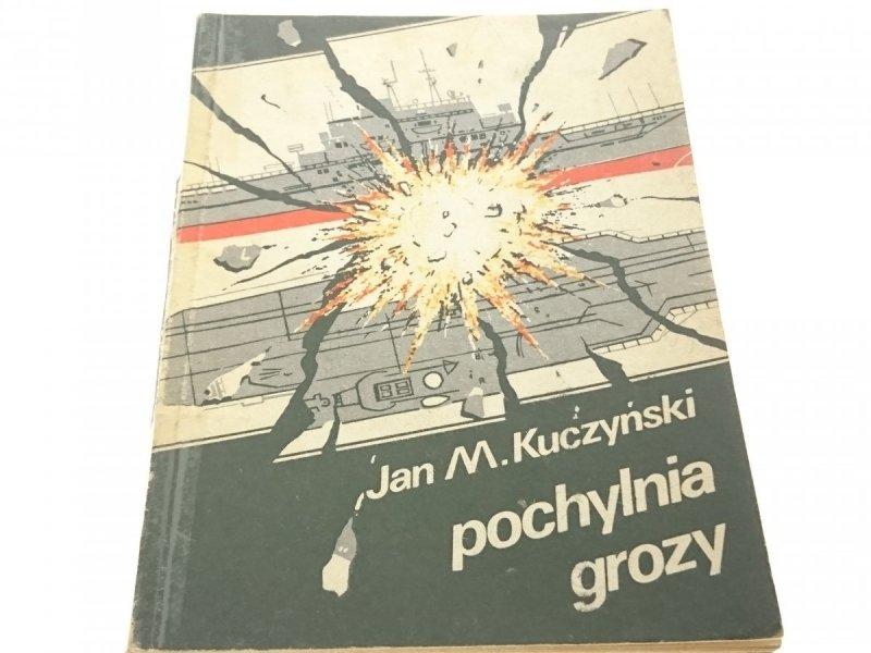 POCHYLNIA GROZY - Jan M. Kuczyński 1987
