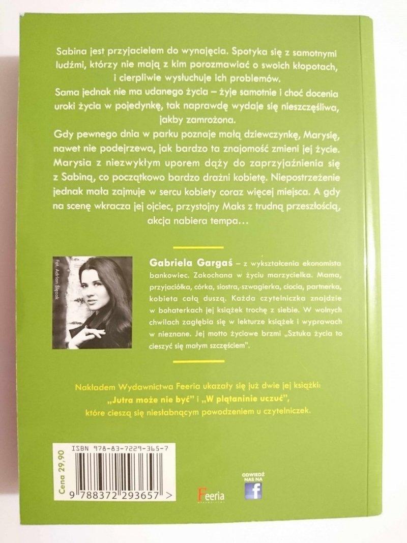 NAMALUJ MI SŁOŃCE - Gabriela Gargaś 2014