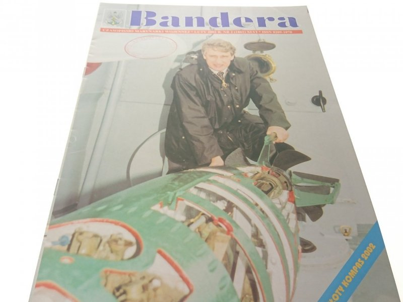BANDERA. LUTY 2002 R. NR. 2 (1861) XLVI