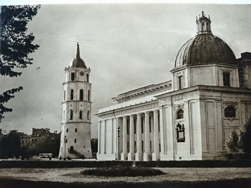 VILNIUS. PICTURE GALLERY 18th CENTURY