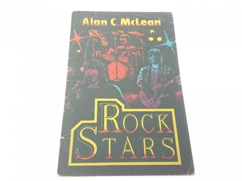 ROCK STARS - Alan C. McLean
