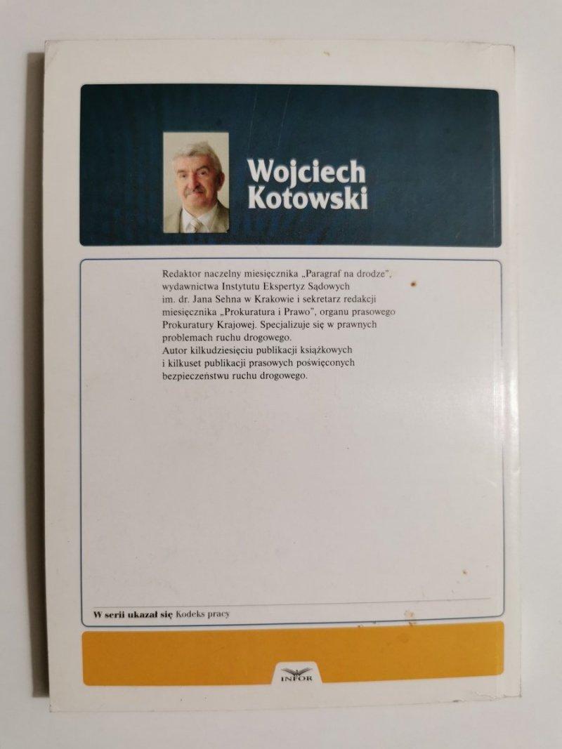 KODEKS DROGOWY PO ZMIANACH Z KOMENTARZEM EKSPERTA 2007