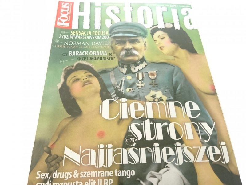 FOCUS HISTORIA WYDANIE SPECJALNE NR 11/2008