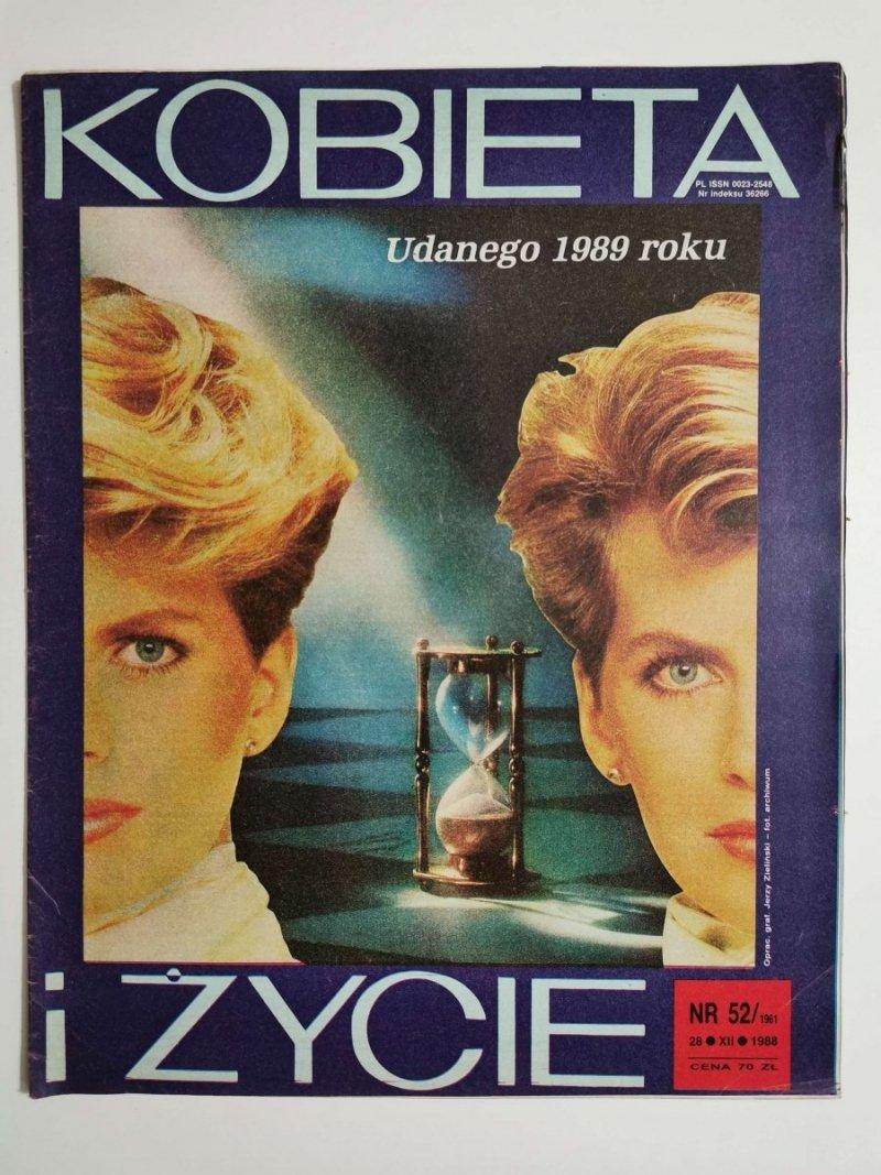 KOBIETA I ŻYCIE NR 52/1961 28 XII 1988