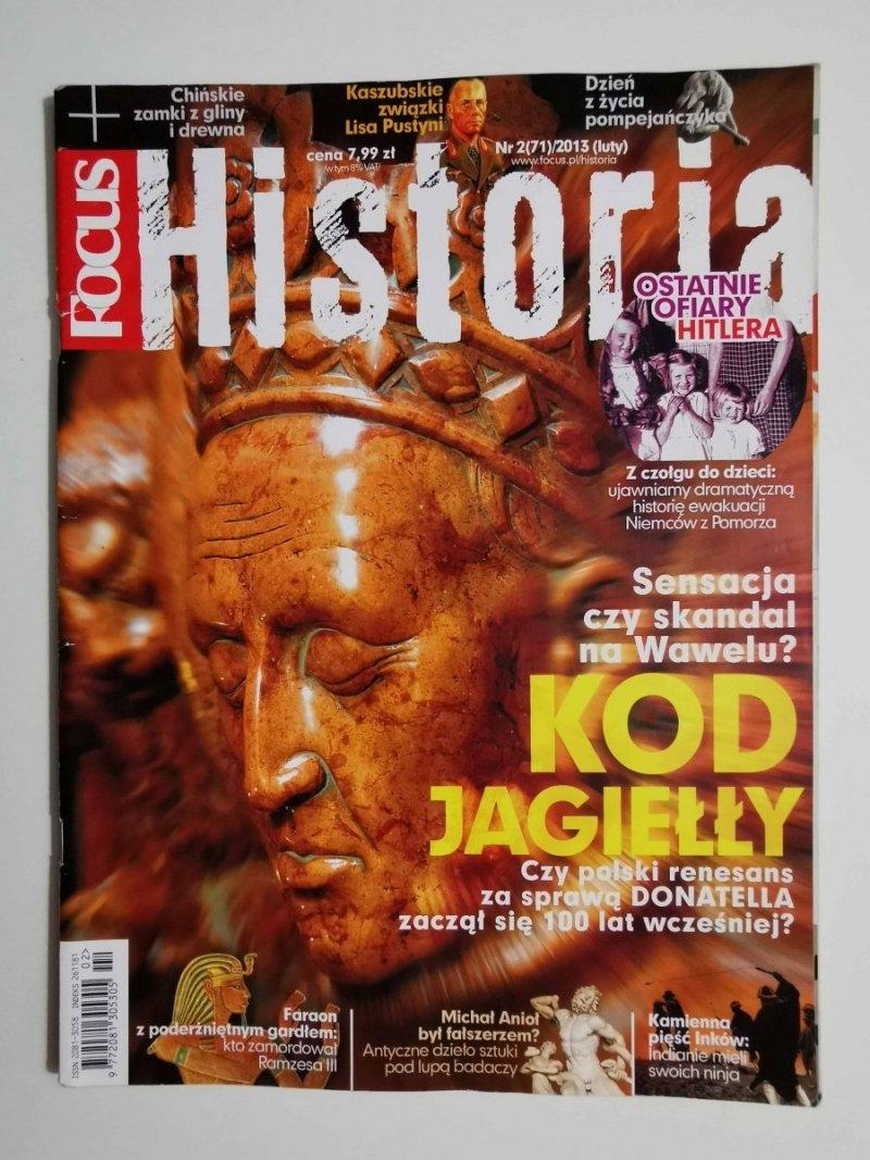 FOCUS HISTORIA NR 2 (71)/2013 LUTY