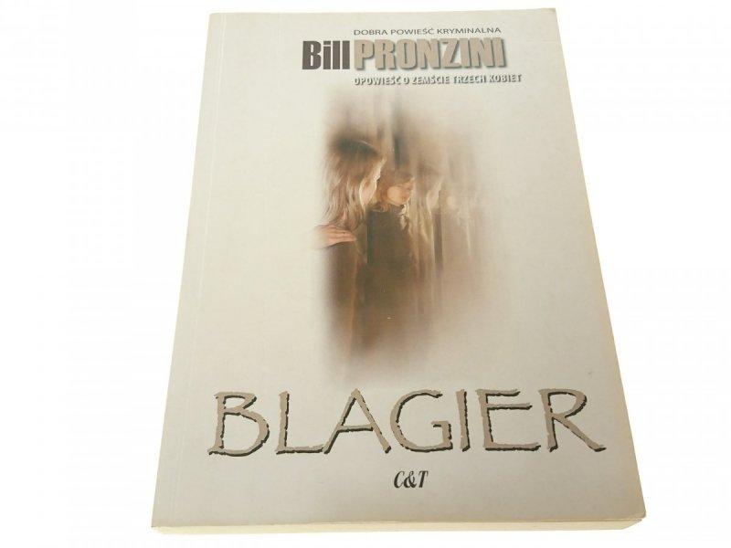BLAGIER - Bill Pronzini