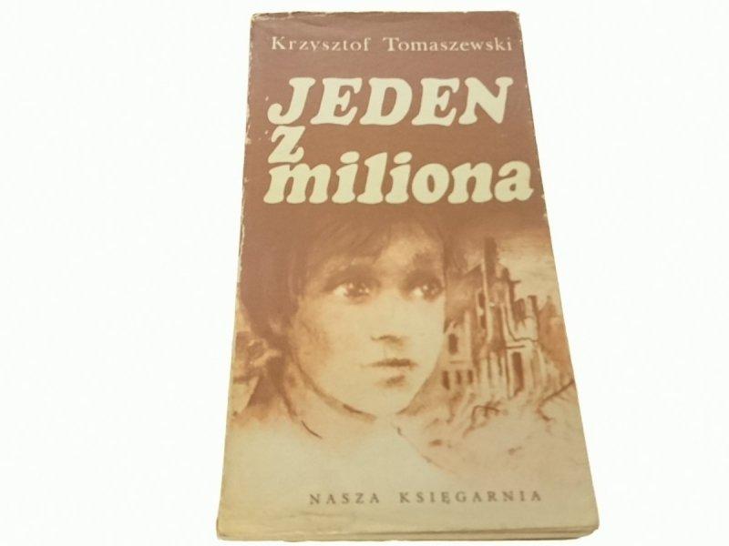 JEDEN Z MILIONA - Krzysztof Tomaszewski (1980)