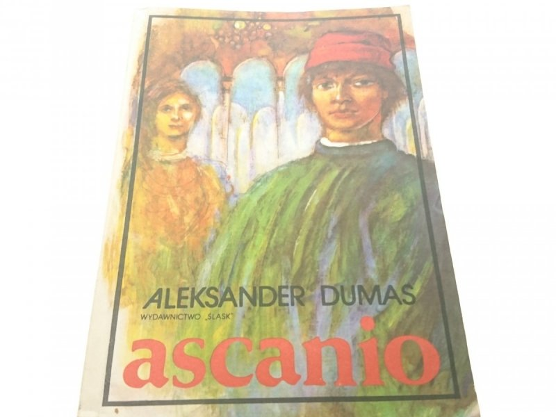 ASCANIO - Aleksander Dumas 1989