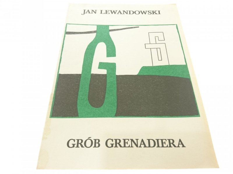 GRÓB GRENADIERA - Jan Lewandowski (1986)