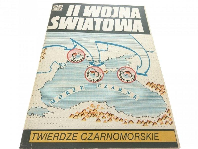 II WOJNA ŚWIATOWA. TWIERDZE CZARNOMORSKIE 1983