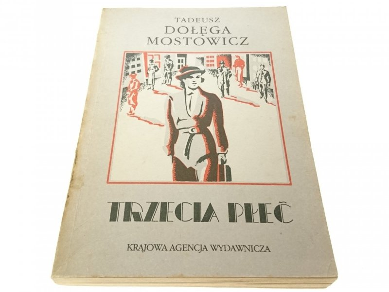 TRZECIA PŁEĆ - Tadeusz Dołęga Mostowicz (1989)