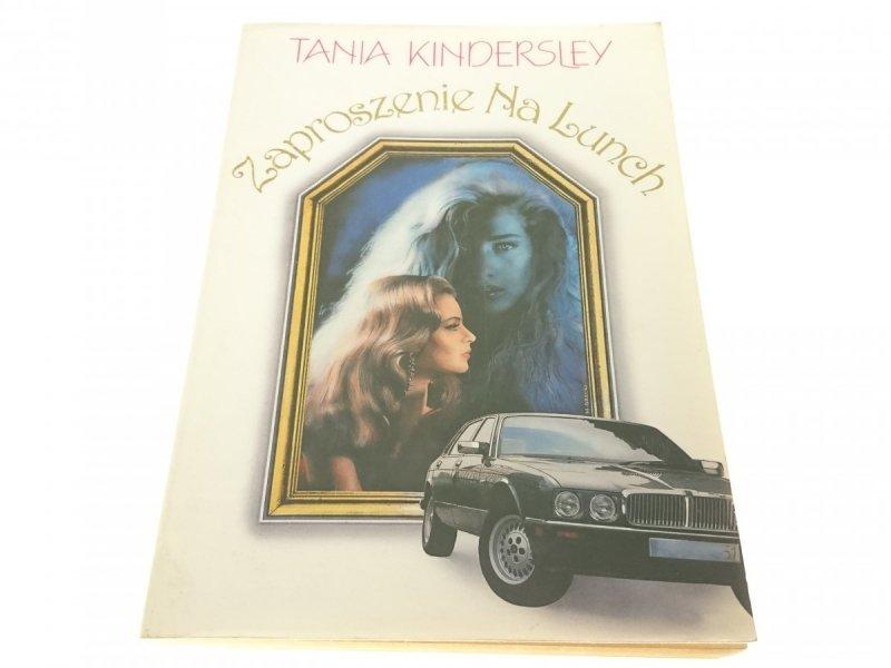 ZAPROSZENIE NA LUNCH - Tania Kindersley
