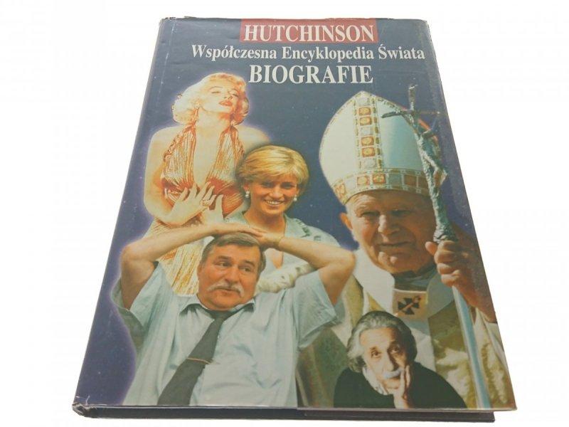 WEP HUTCHINSON. BIOGRAFIE TOM VII