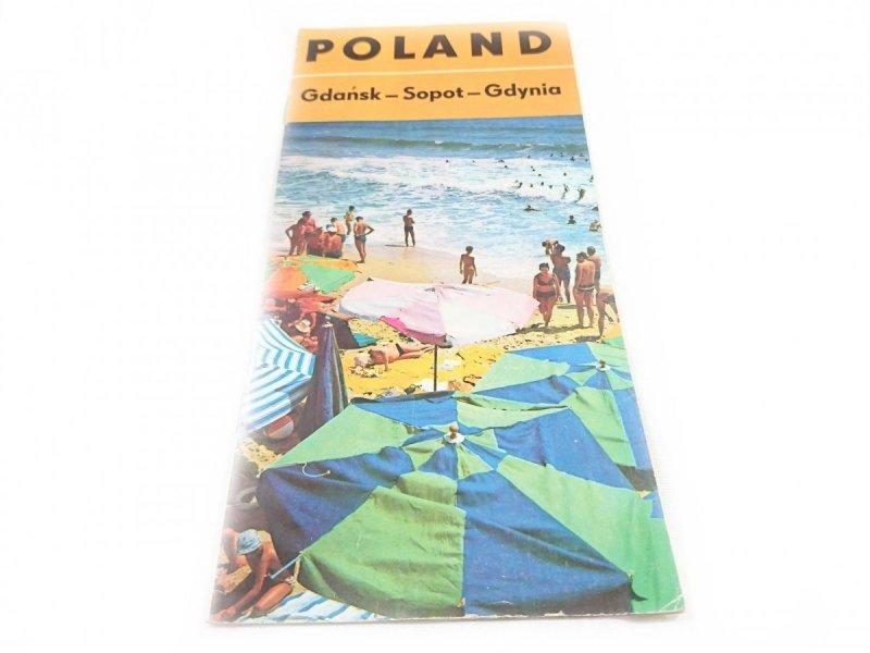 POLAND. GDAŃSK - SOPOT - GDYNIA 1969
