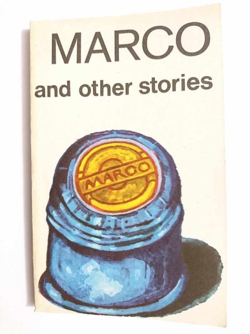 MARCO AND OTHER STORIES - Ewa Niezgoda 1983