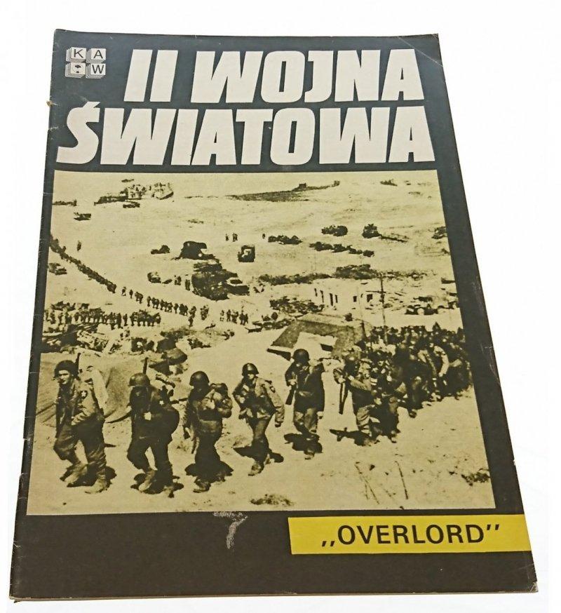 "II WOJNA ŚWIATOWA. ""OVERLORD"" (1985)"