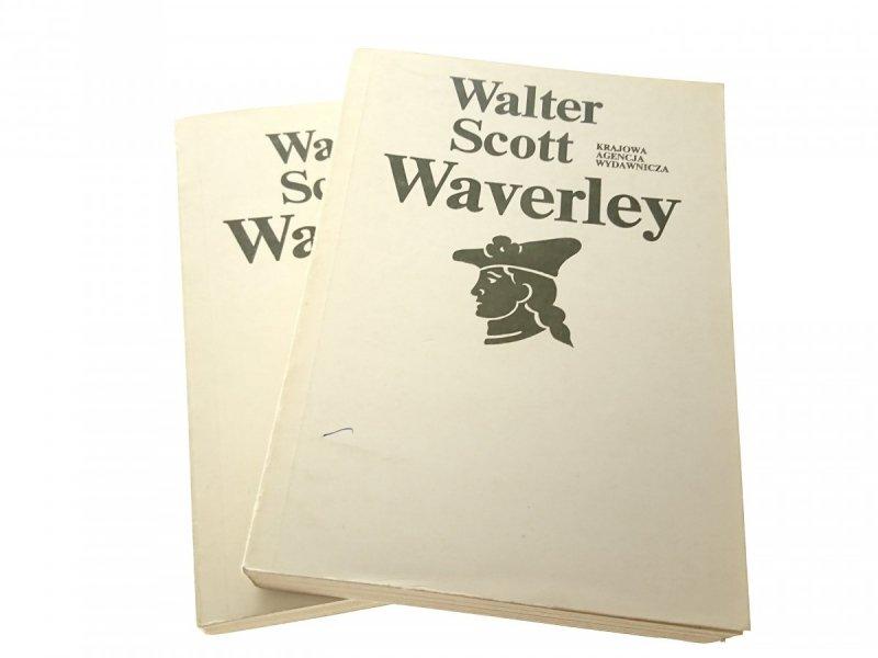 WAVERLEY TOM I i II - Walter Scott