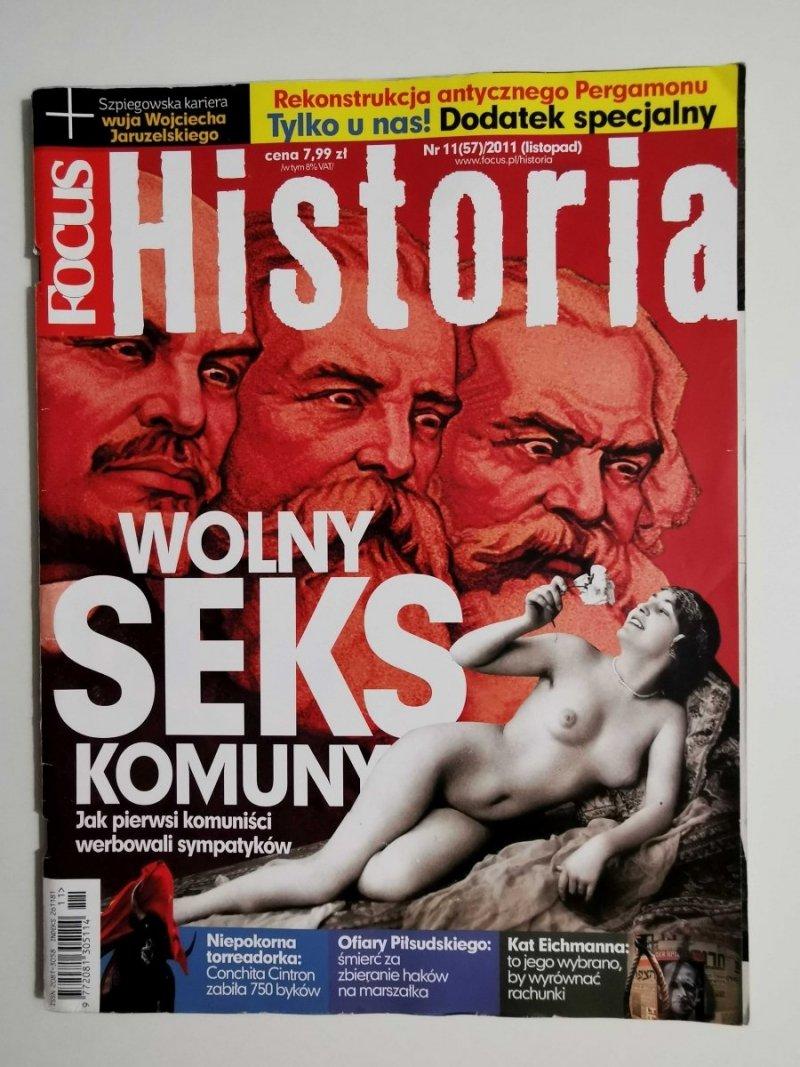 FOCUS HISTORIA NR 11 (57)/2011 LISTOPAD