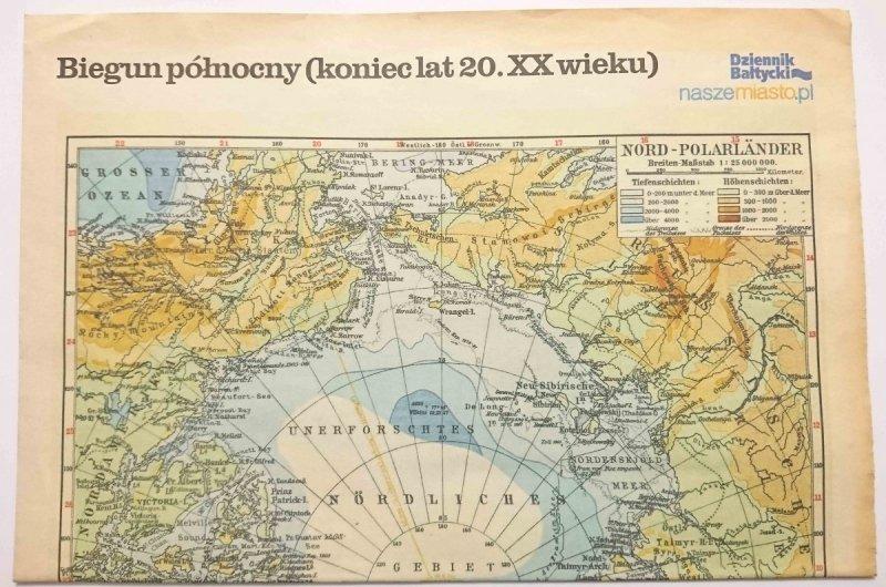 BIEGUN PÓŁNOCNY KONIEC LAT 20. XX WIEKU EUROPA WSCHODNIA (LATAT 30. XX WIEKU) I INNE