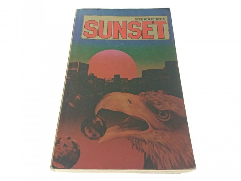 SUNSET - Pierre Rey (1992)