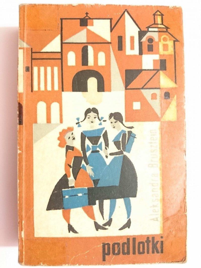 PODLOTKI - Aleksandra Brusztein 1960