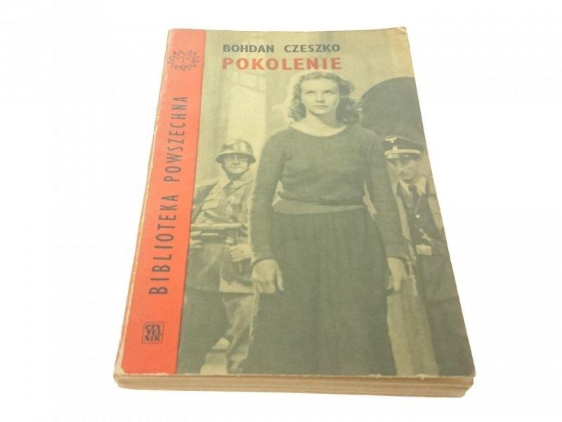 POKOLENIE - BOHDAN CZESZKO (1963)