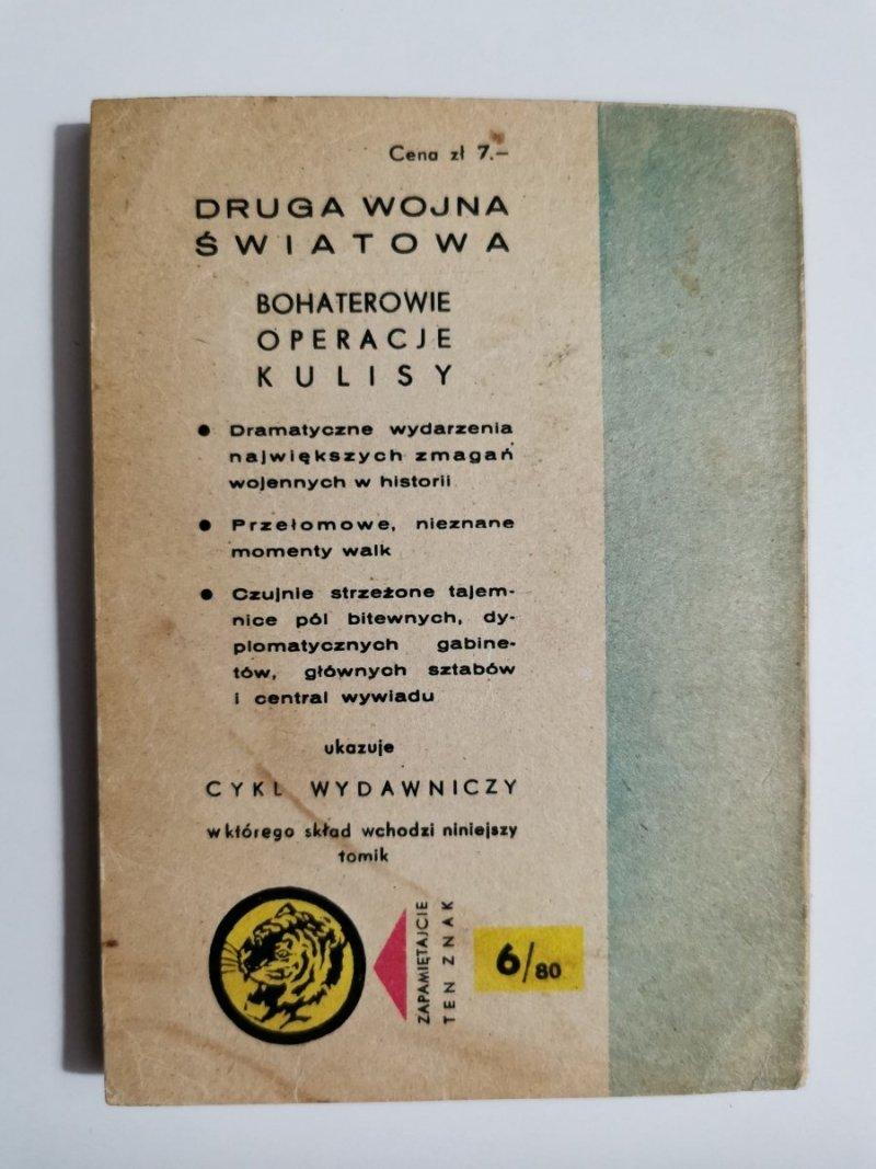 ŻÓŁTY TYGRYS: PÓŁNOCNA FORTECA - Sławomir Klimkiewicz 1980