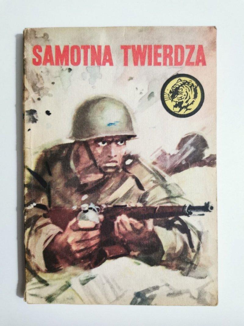 ŻÓŁTY TYGRYS: SAMOTNA TWIERDZA - Marek Sadzewicz 1975