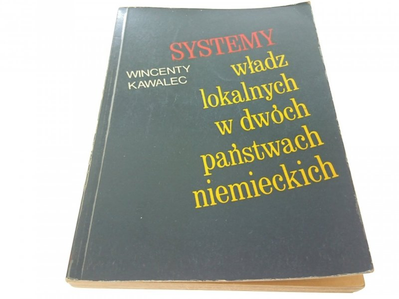 SYSTEMY WŁADZ LOKALNYCH W DWÓCH PAŃSTWACH (1980)
