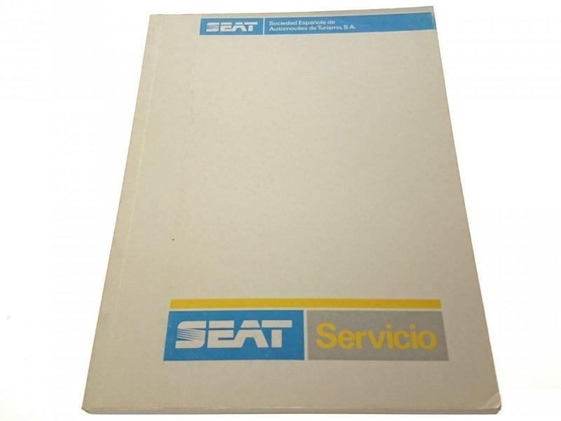 SEAT SERVICIO - SPIS SERWISÓW SEAT NA ŚWIECIE