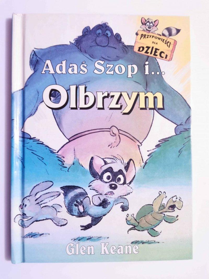 ADAŚ SZOP I OLBRZYM - Glen Keane 1996