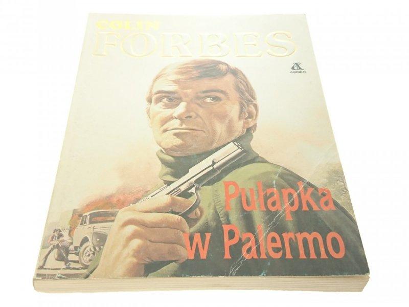 PUŁAPKA W PALERMO - Colin Forbes