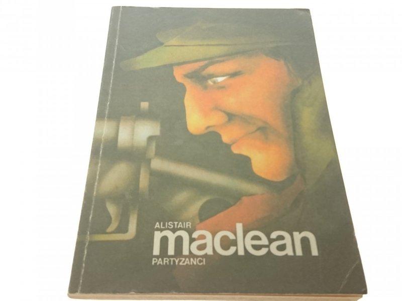 PARTYZANCI - Alistair MacLean (1989)