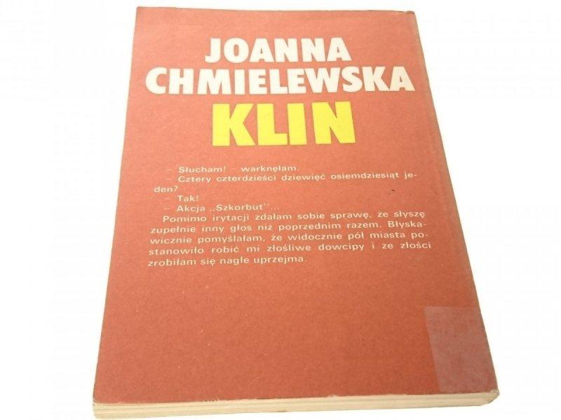 KLIN - Joanna Chmielewska 1989