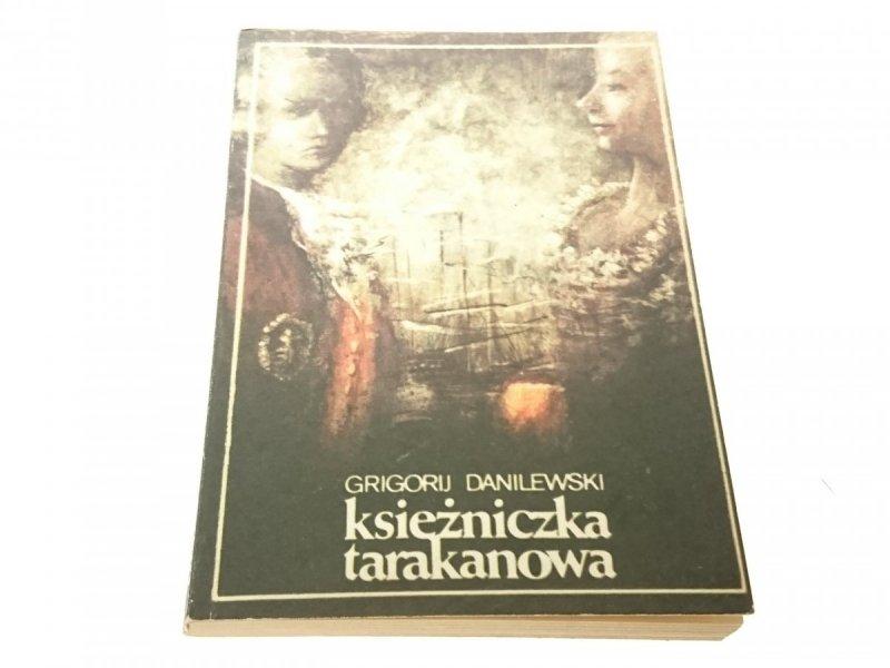 KSIĘŻNICZKA TARAKANOWA - Grigorij Danilewski 1987