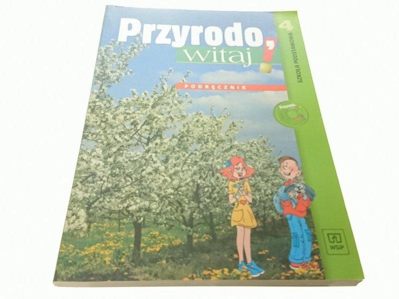 PRZYRODO, WITAJ! PODRĘCZNIK S.P. KLASA 4 (2006)