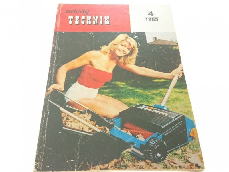 MŁODY TECHNIK 4 (436) 1985