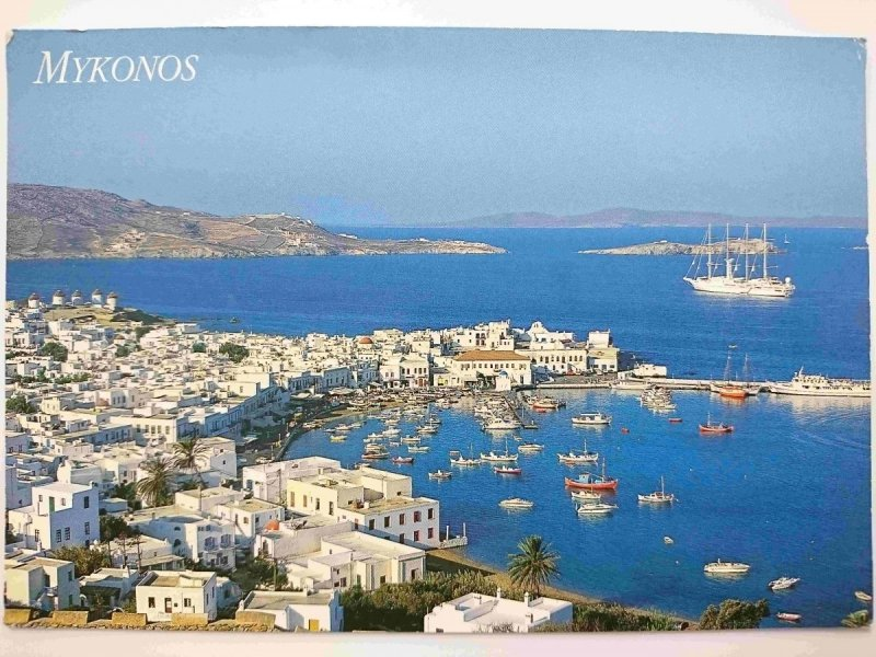 GREECE. MYKONOS
