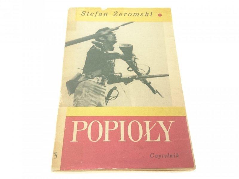 POPIOŁY TOM 3 - Stefan Żeromski (1968)