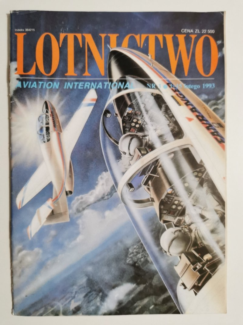 LOTNICTWO NR 3 1993