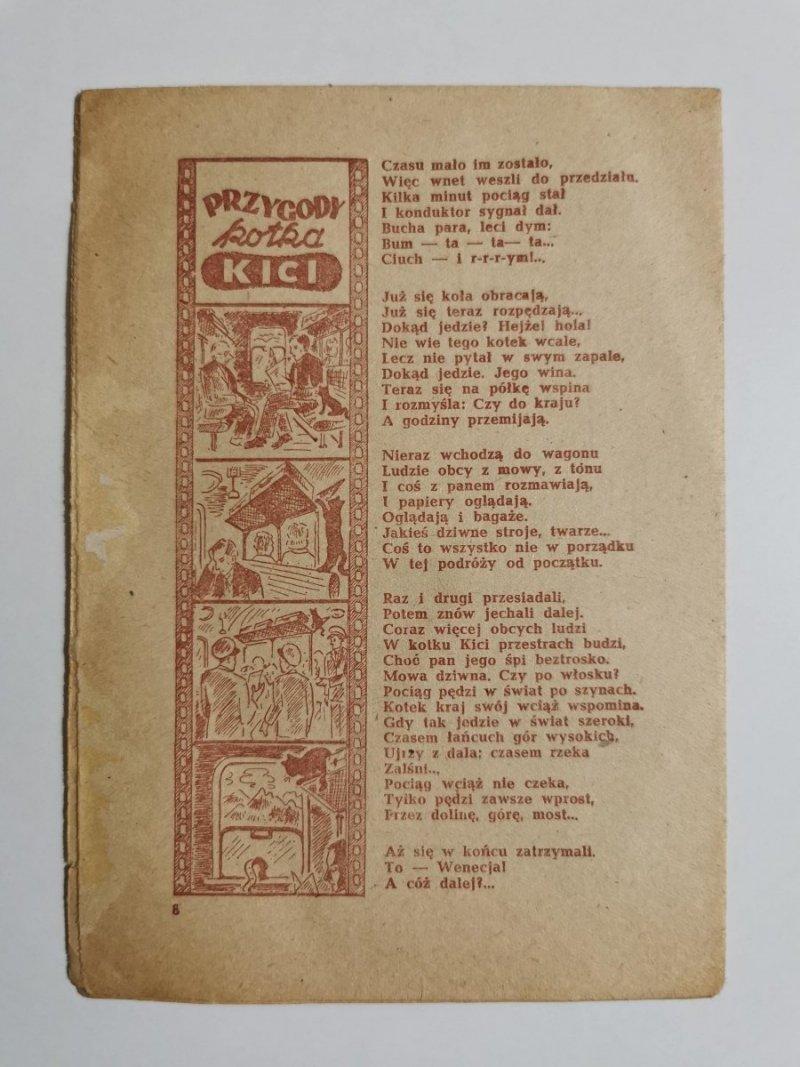 MŁODY GŁOS DODATEK DO GŁOSU KATOLICKIEGO NR 23 1949