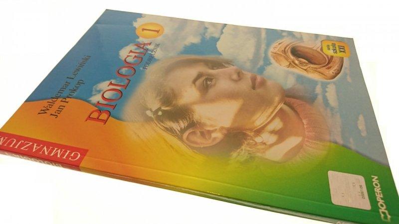 BIOLOGIA 1 PODRĘCZNIK (Wydanie II 2007) nrd 257/03