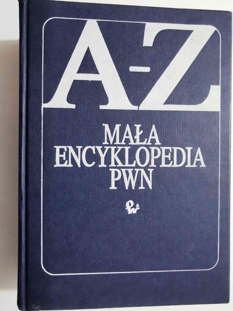 MAŁA ENCYKLOPEDIA A-Z PWN 1995
