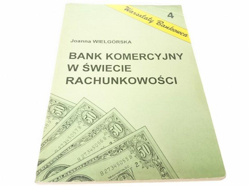 BANK KOMERCYJNY W ŚWIECIE RACHUNKOWOŚCI