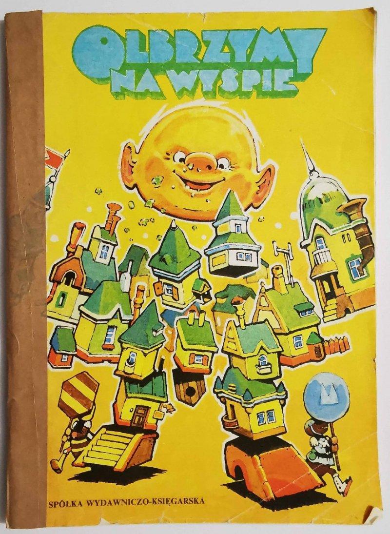 OLBRZYM NA WYSPIE! 1990